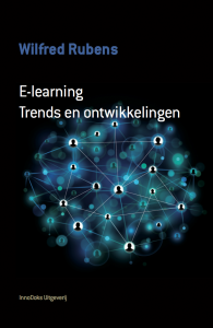 Omslag boek e-learning trends en ontwikkelingen