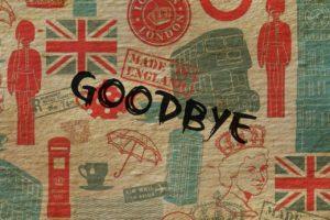afscheid