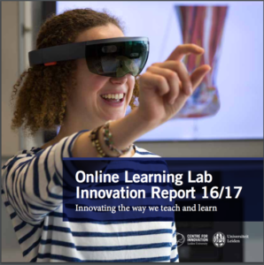 Online Learning Lab Innovation Report